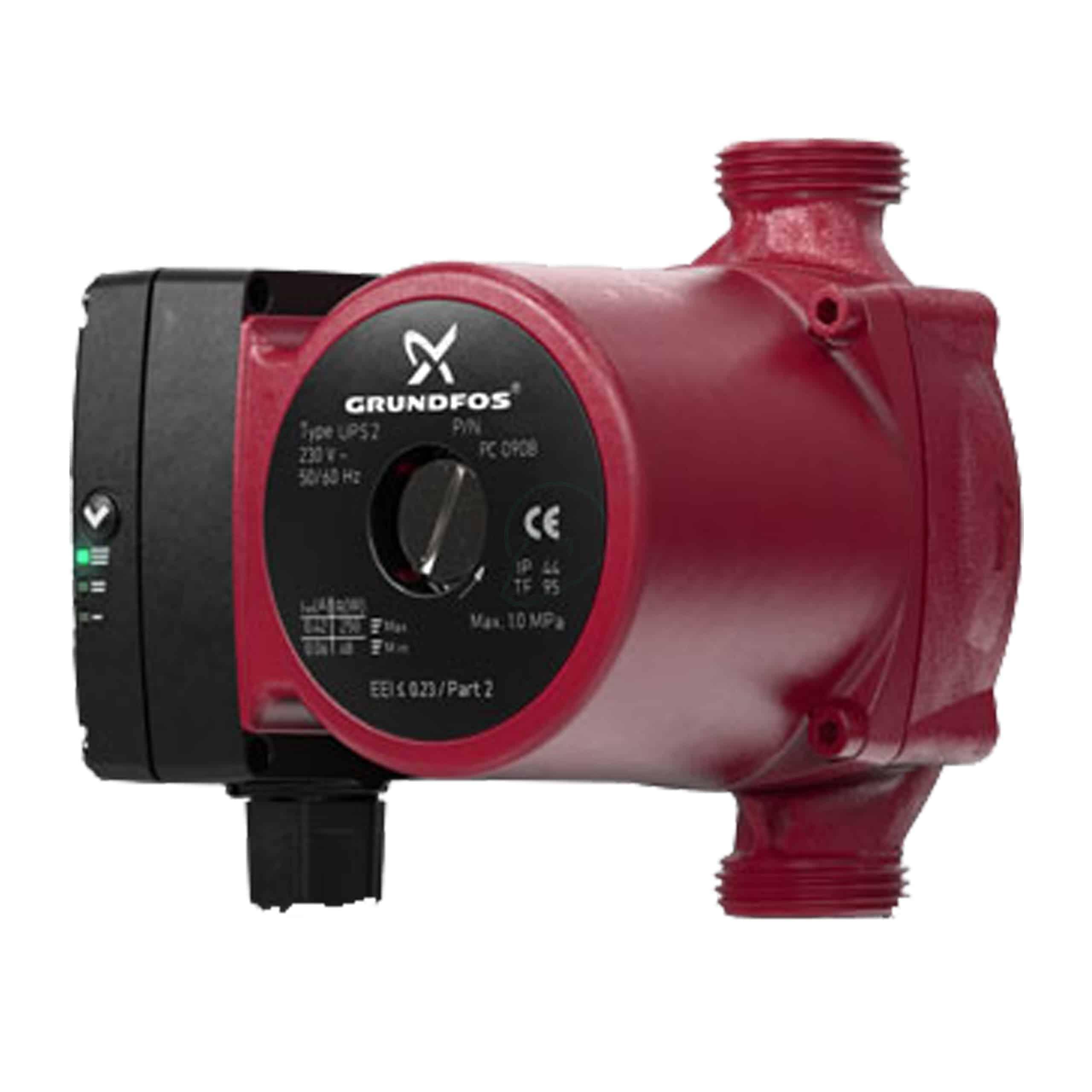 Grundfos UPS2 15-50/60 Boiler & Heating Pump Review