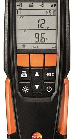 The 6 Best Flue Gas Analysers For The Money In 2020? [Spoiler: It's Testo]