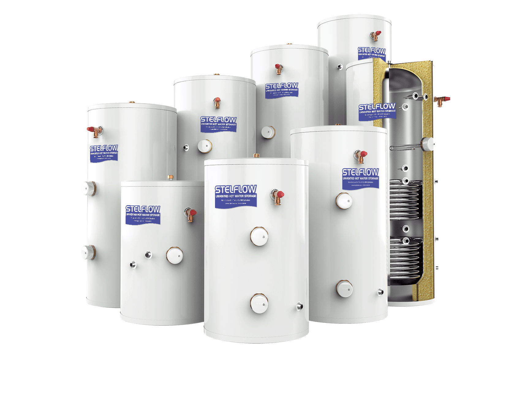 Understanding Vented And Unvented Hot Water Cylinders