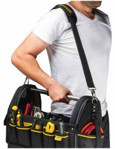 The 4 Best Open Tote Tool Bags For Tradesmen