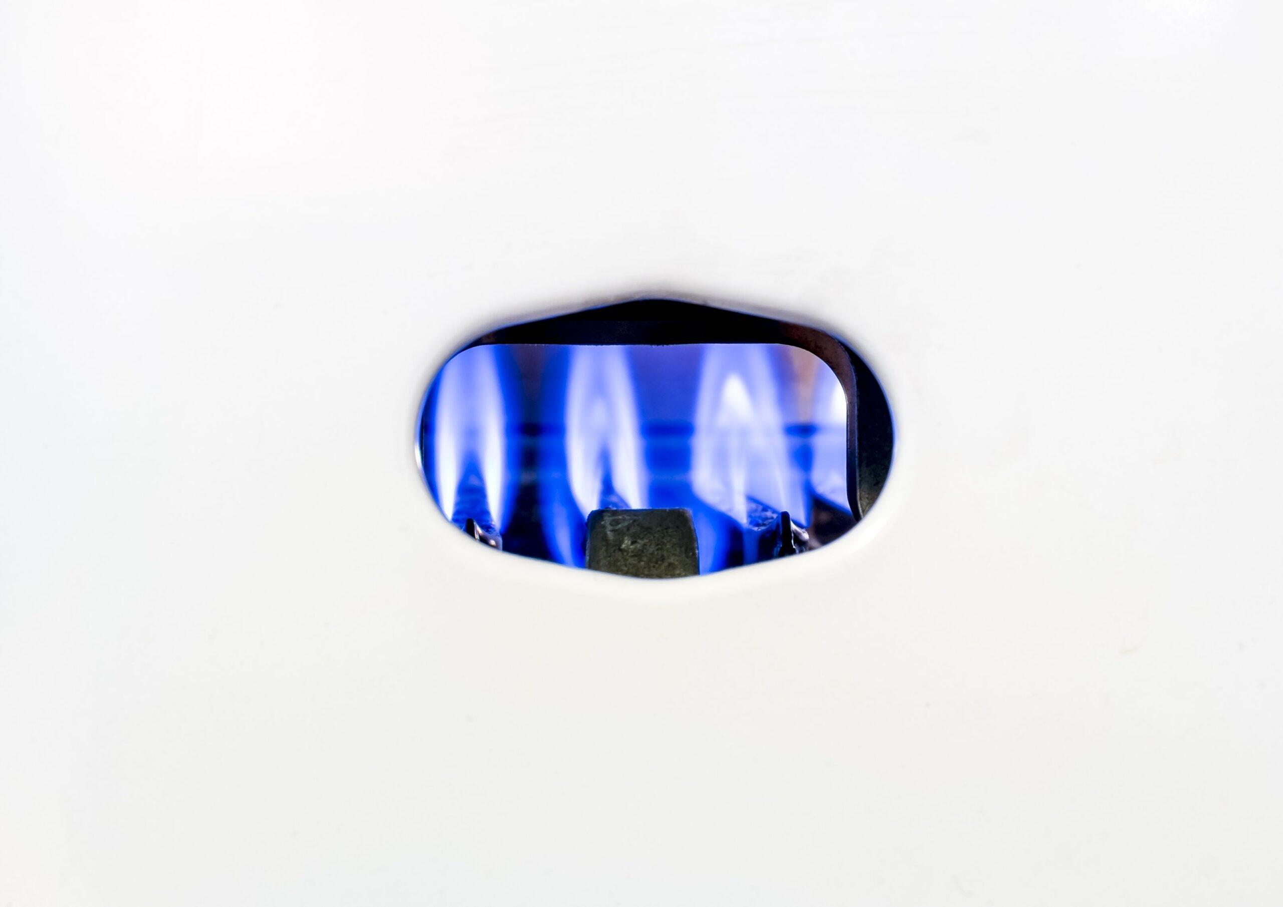 Boiler pilot light won't ignite?