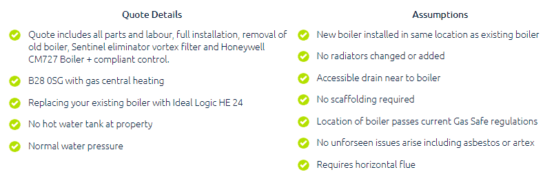 2019 New Boiler Installation Costs Installers Prices Compared