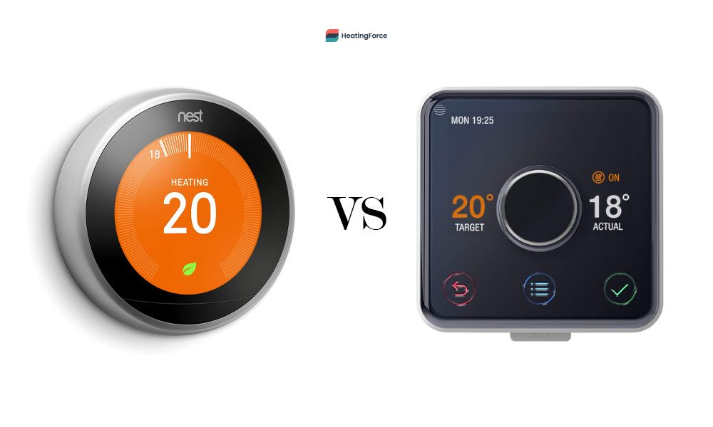 Hive vs Nest thermostats review