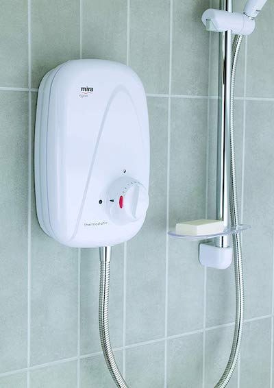 Mira Vigour Thermostatic Electric Power Shower