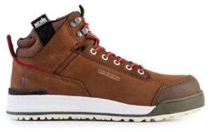 Work Boots for Safety and Comfort