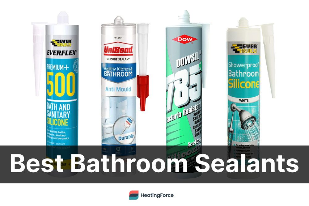 Best bathroom sealant and waterproof anti-moult shower sealant