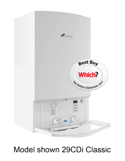 Worcester Greenstar CDI Classic Combi Boiler [Review & Installation ...