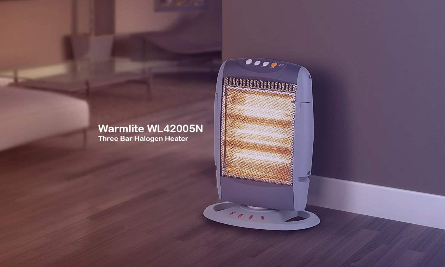Warmlite WL42005N - Best Electric Halogen Heater