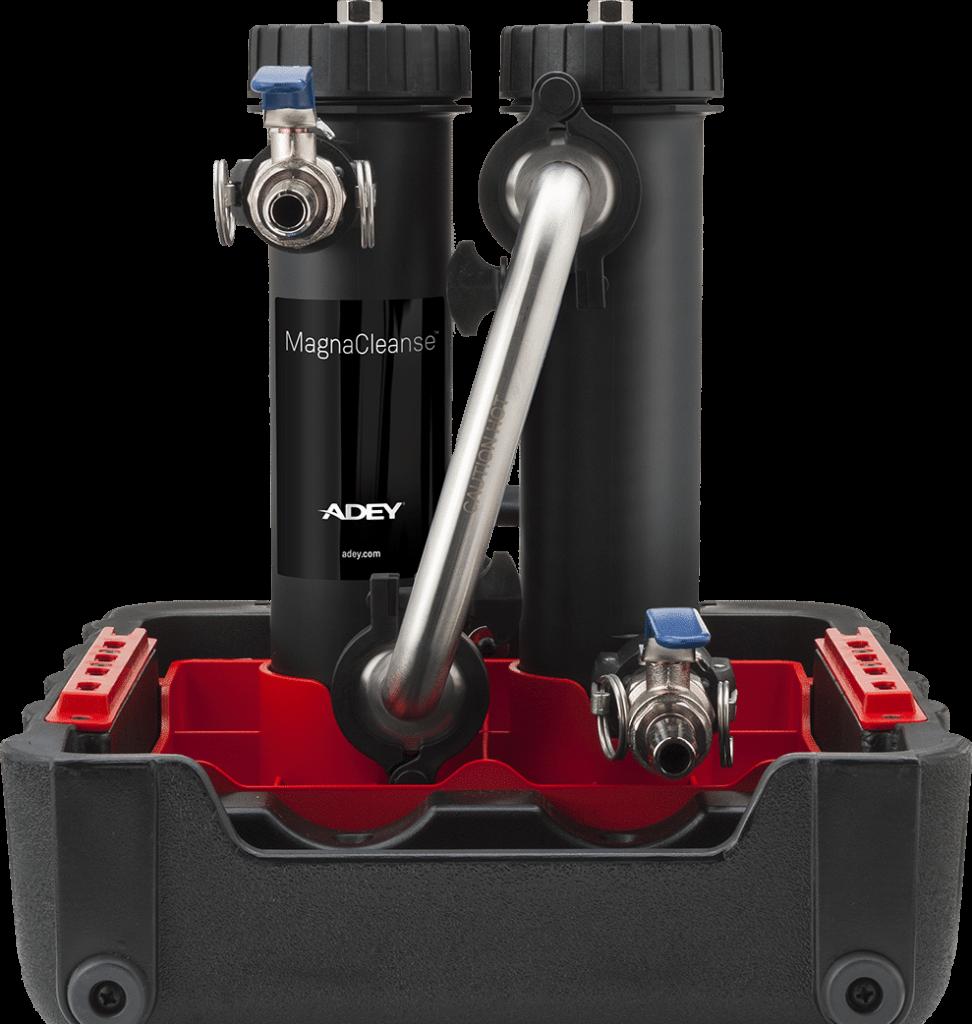 magnacleanse power flush machine