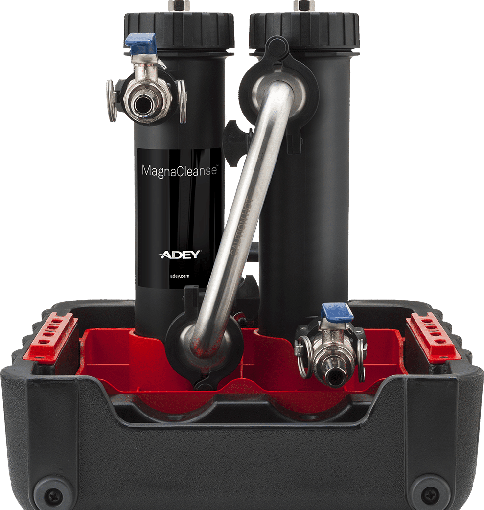 magnacleanse power flush machine