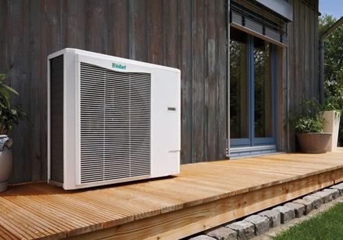 What is an Air Source Heat Pump