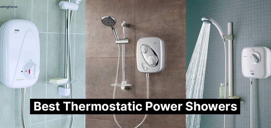 Best Thermostatic Power Shower for the Money (Review) in 2021