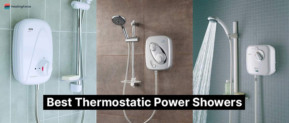Get the best power shower