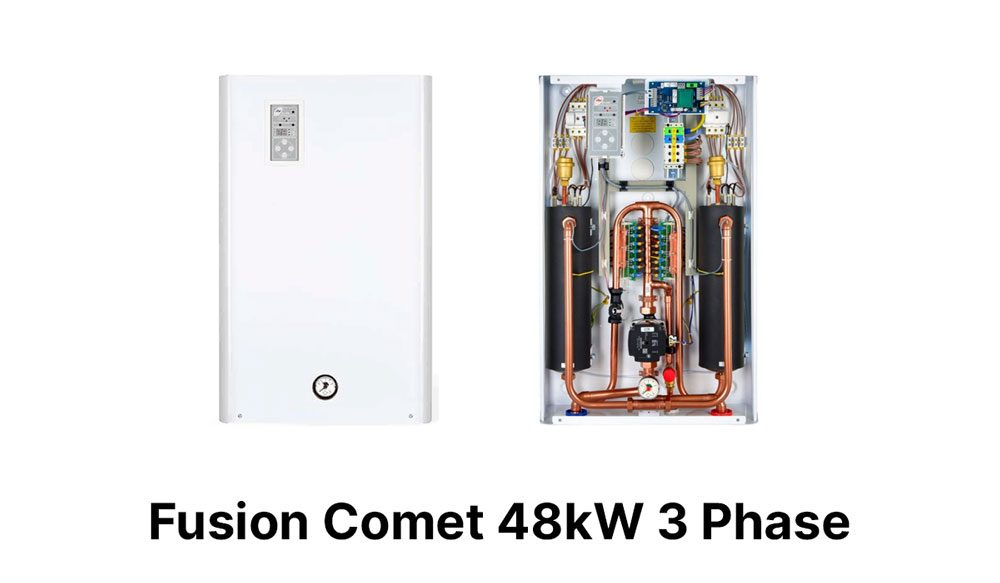 Comet 48kW 3 Phase Fusion Electric Boilers