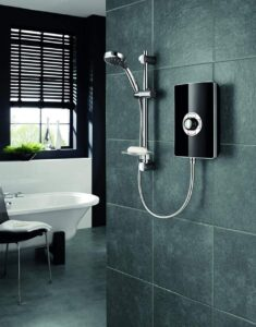 Triton Collection II Contemporary Electric Shower