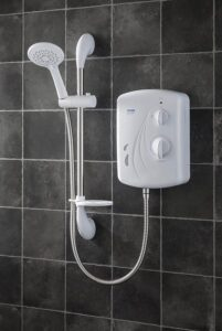 Triton Seville Universal Electric Shower, 10.5 KW