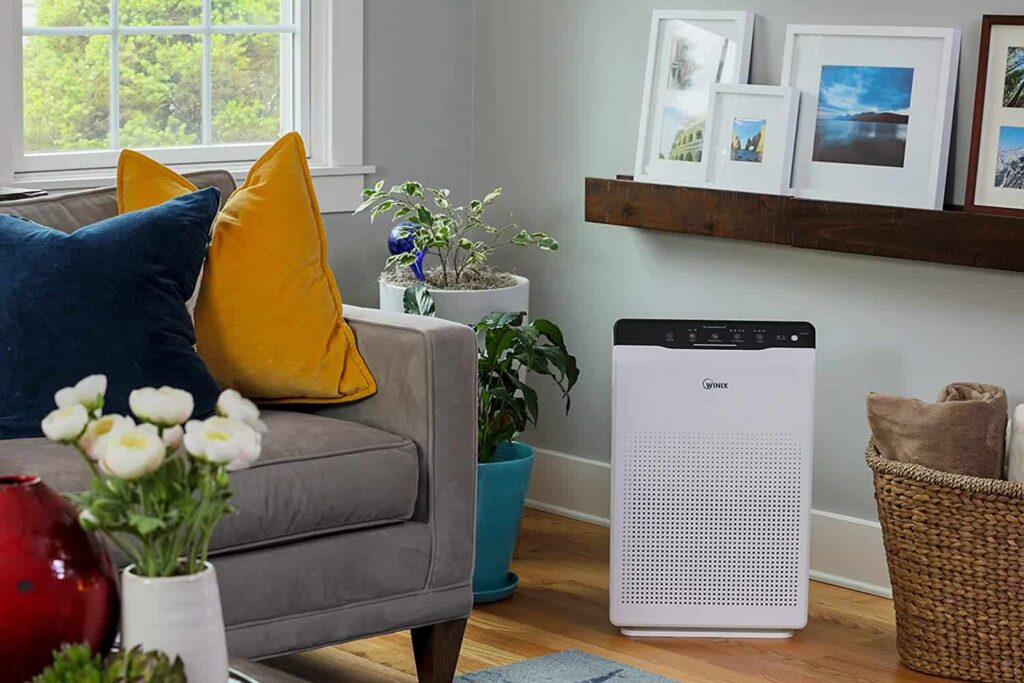 Winix Zero Air Purifier with Extra Free Filterset