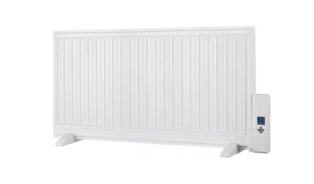 Celsius Oil Filled Panel Radiator, Wall Mounted, Portable Floor Freestanding Electric Heater