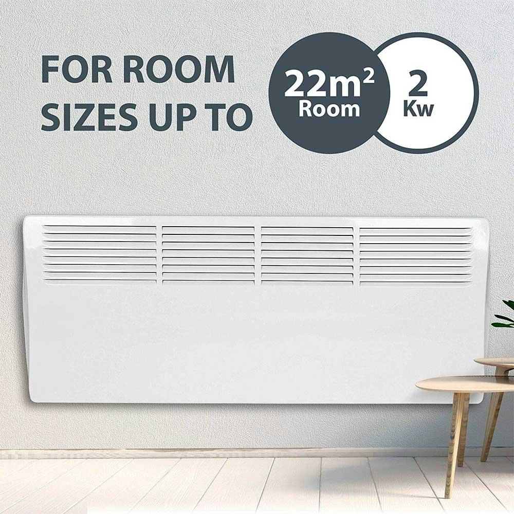 Devola Classic Electric Panel Heater