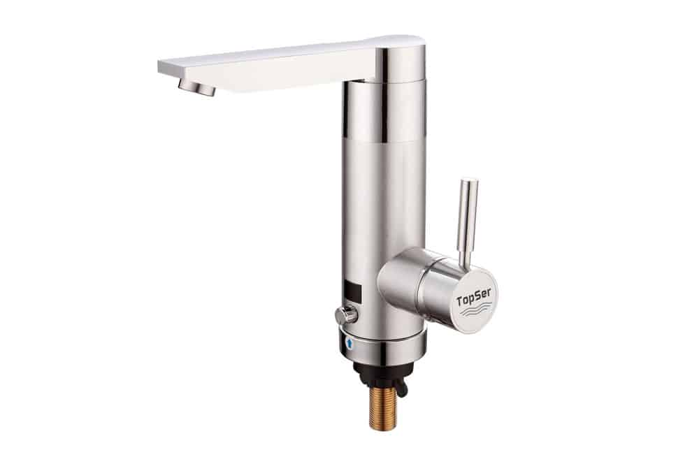 Topser KA-06 Pro Adjustable Power Electric Instant Heater Kitchen Taps