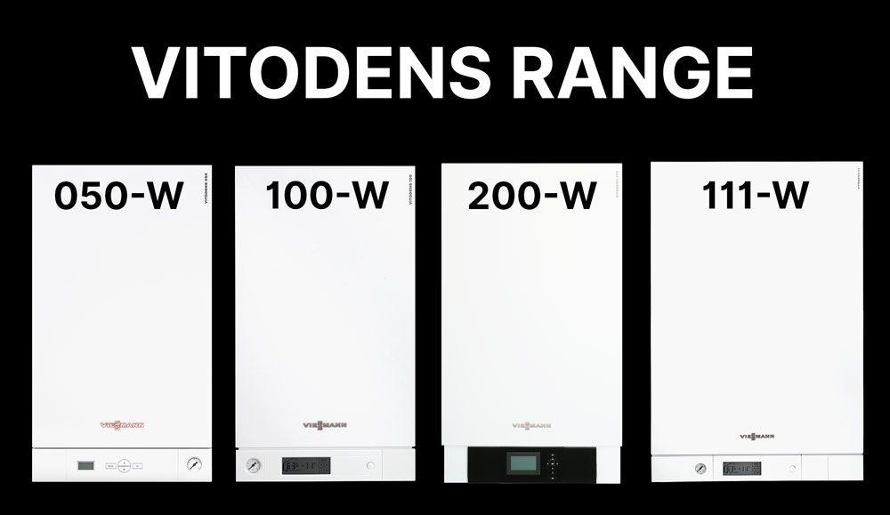 Viessmann Vitodens boilers