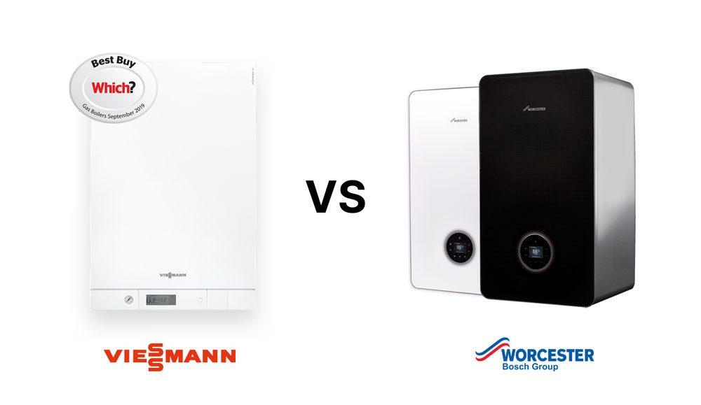 Viessmann boilers vs Worcester boilers