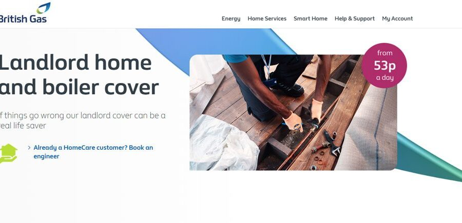 British Gas Landlord Home and Boiler Cover REVIEW (2021)
