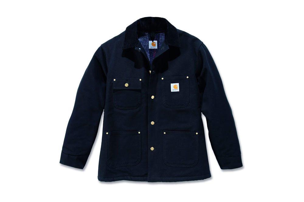 Carhartt C001 Duck Chore Coat Water-Repellent Work Jacket