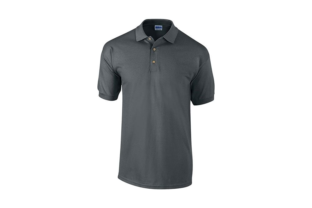Gildan Heavyweight Ultra 100% Preshrunk Cotton Pique Polo