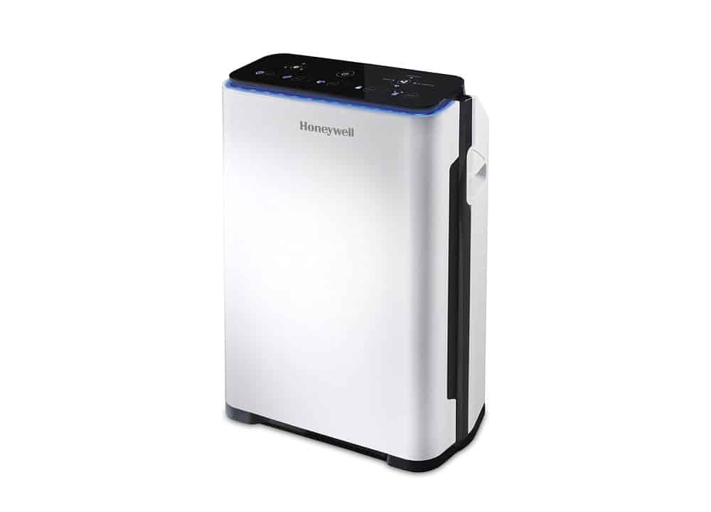 Honeywell HPA710WE Premium Air Purifier True HEPA Allergen Remover with Smart LED Air Quality Sensor