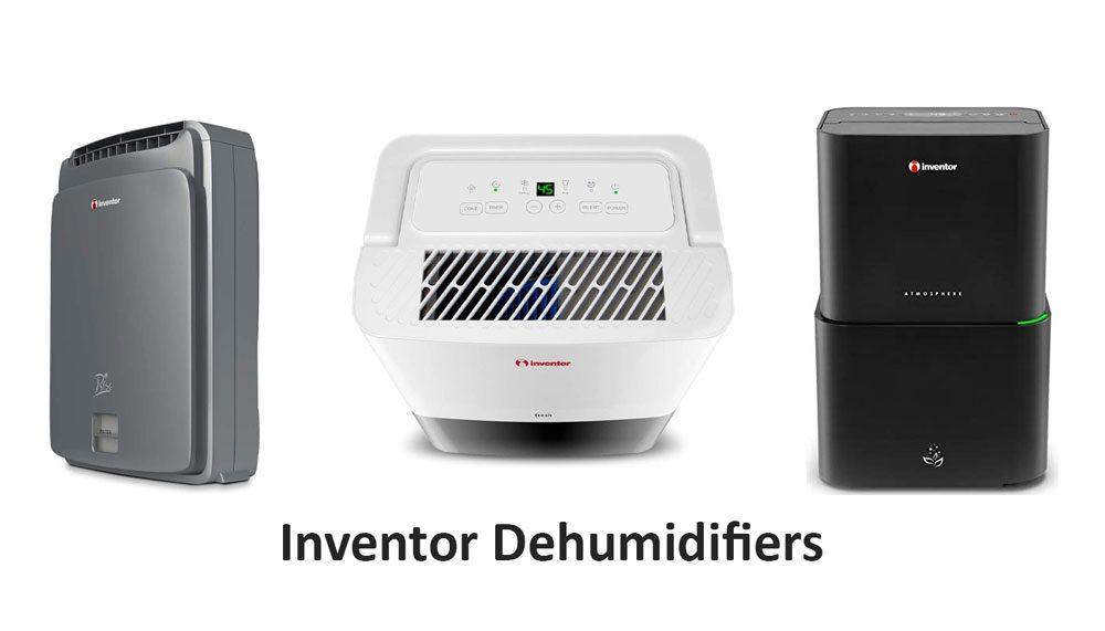 Inventor Dehumidifiers