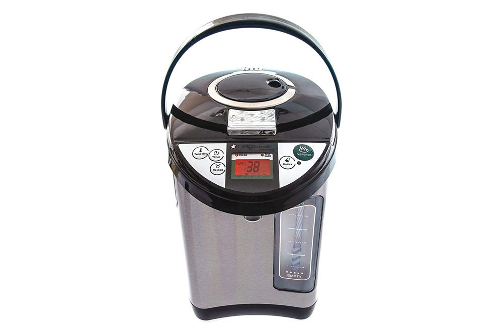 Perma Therm Instant Hot Water Dispenser, Fast Rapid Boil - 3.5 Litre Capacity Digital LCD Display, Electric Instant Kettle