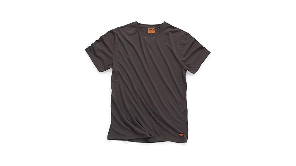 Scruffs T54672 Worker T-Shirt Graphite