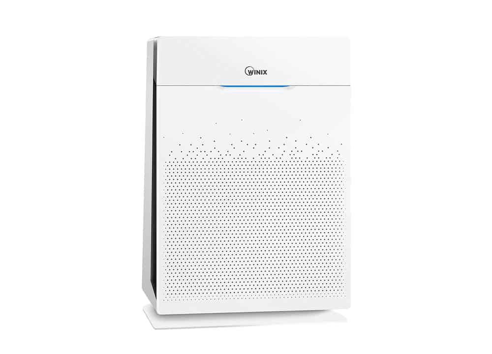 Winix Air Purifier Zero Pro - 5-stage Air Purifier for max 120m2, Pre-filter, Active Carbon Filter, True HEPA, Plasmawave, for Allergies