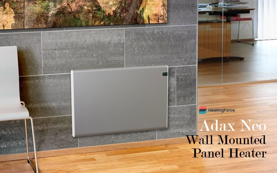 Adax Neo Wall Mounted Electric Panel Heater
