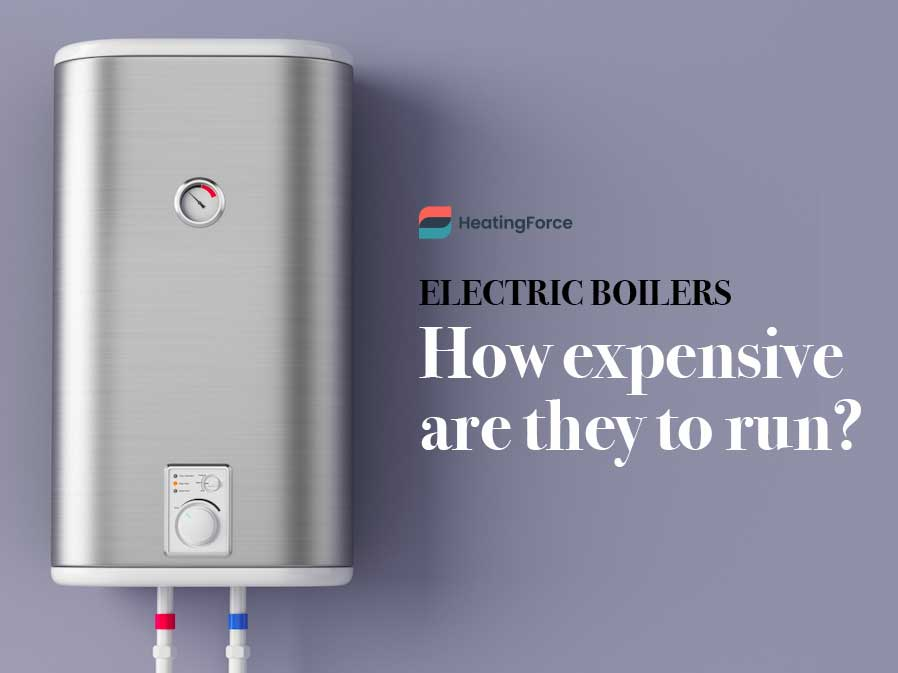 Are electric boilers expensive to run