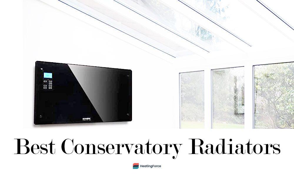 Conservatory Electric Radiators