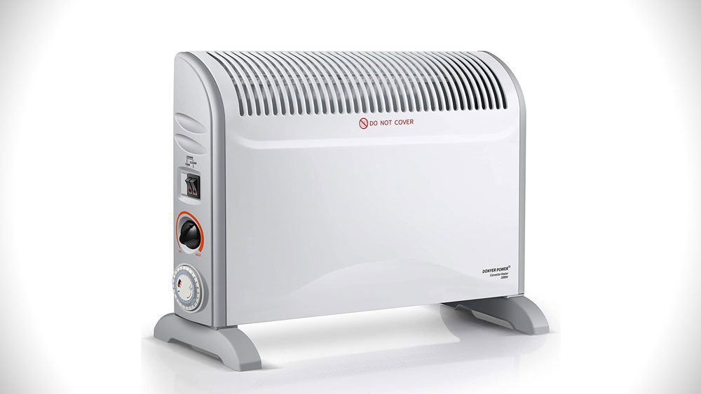 DONYER POWER Convector Radiator Heater with Adjustable Thermostat