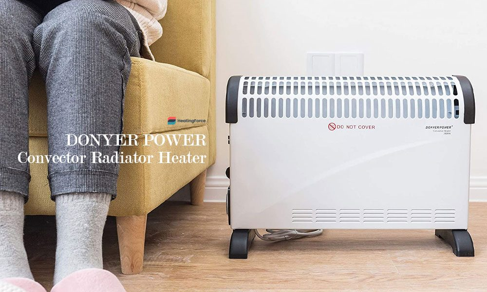 DONYER POWER Convector Radiator Heater