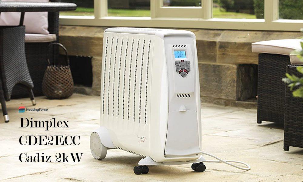 Dimplex CDE2ECC Cadiz 2kW Conservatory Heater
