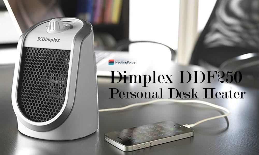 Dimplex DDF250 Personal Desk Heater