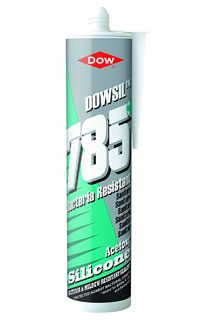 Dowsil 785 Sanitary Sealant White