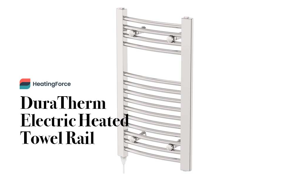 DuraTherm Electric Heated Towel Rail