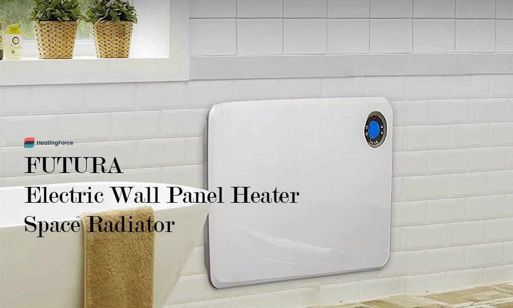 FUTURA Electric Wall Panel Heater Space Radiator