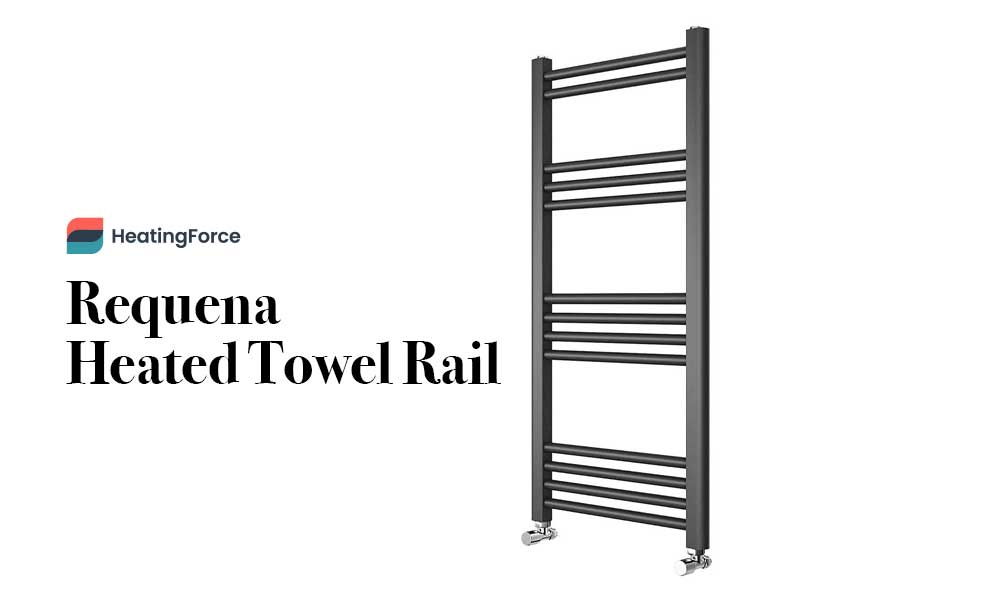 Requena Heated Towel Rail