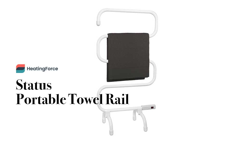 Status Portable Towel Rail