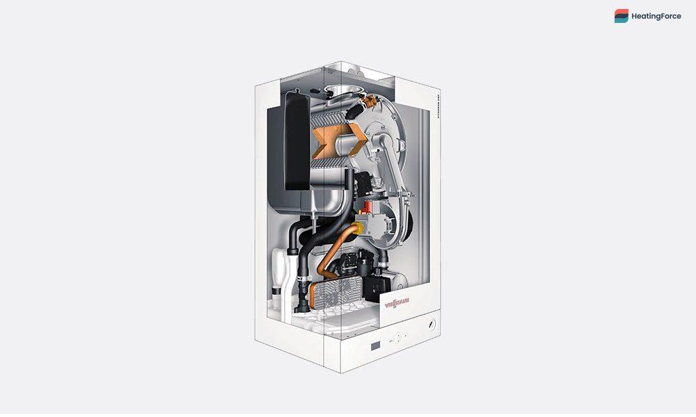 Viessmann Vitodens 050-W Boiler