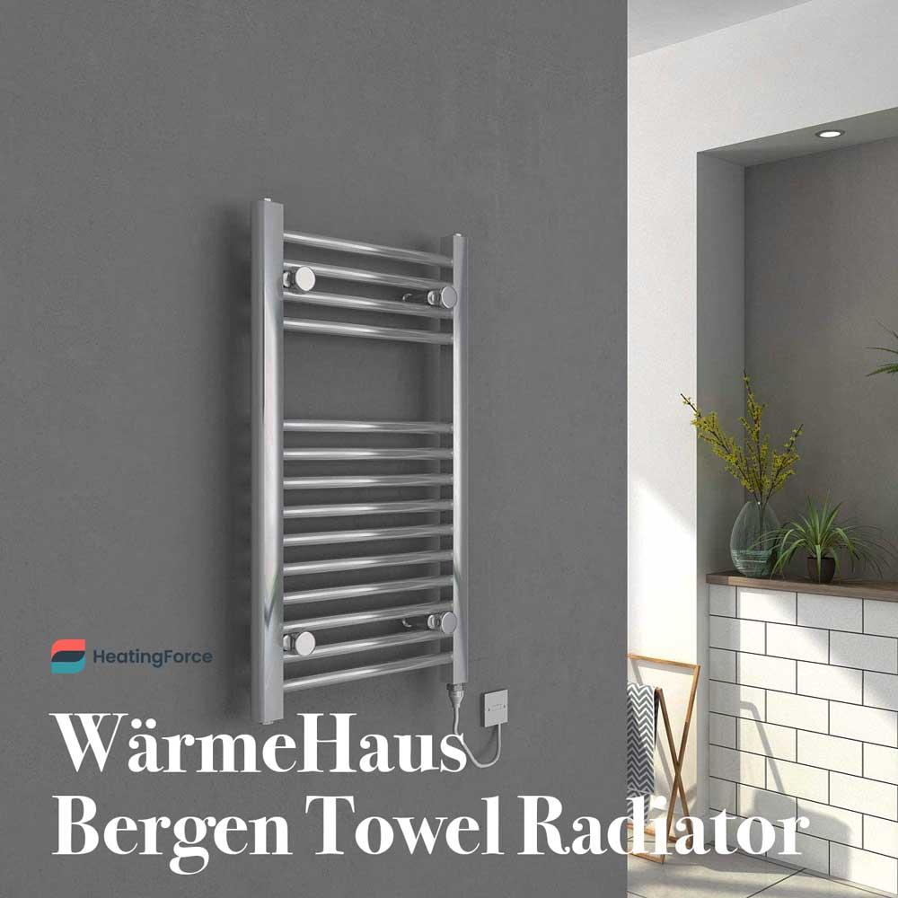 WärmeHaus Bergen Towel Radiator