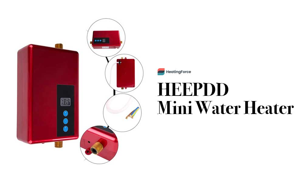 HEEPDD Mini Water Heater