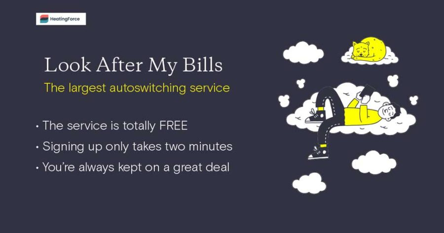 Look After My Bills Review – Auto Switching Energy Plans to Save Money
